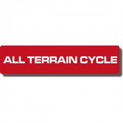 All Terrain Cycle Decal ATC110 | ATC125M | ATC185/S | ATC200/E/ES/M/S | ATC250ES