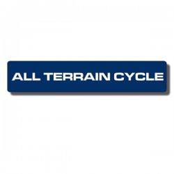 All Terrain Cycle Decal ATC110 83-84