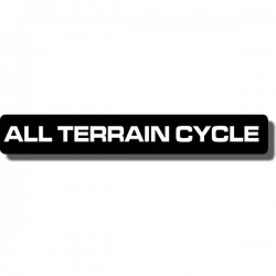 All Terrain Cycle Decal ATC70 81-84