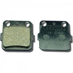 Rear Disc Pad Set  ATC200X 83-87 | ATC250R 82-84 | ATC350X 85-87