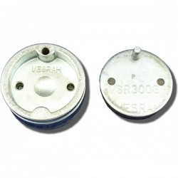 Rear Disc Pad Set  YFS200 88-02