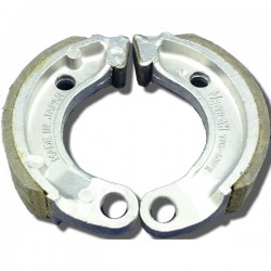 Front / Rear Brake Shoe Set CRF50F | XR50R | Z50R