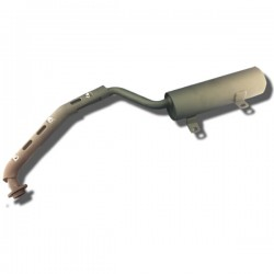 Complete Exhaust System ATC70 78-85