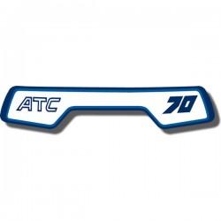 Rear Fender Decal ATC70 81