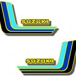 Fender Decals Suzuki ALT50 82