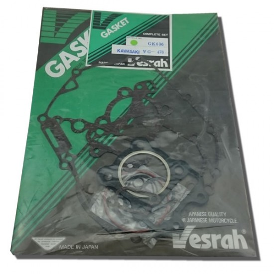 Gasket Set Suzuki ALT50 83-84