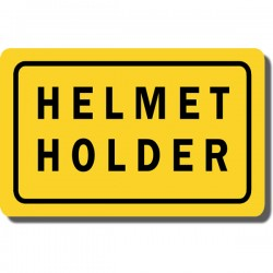 Helmet Holder Decal ATC125M | ATC200S |ATC250ES | ATC250SX