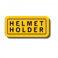 Helmet Holder Decal ATC125M | TRX125