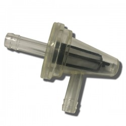 Inline Fuel Filter Right Angle