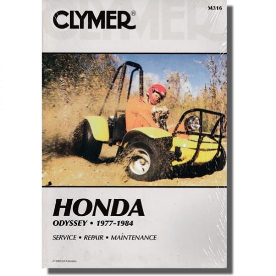 Clymer Workshop manual FL250 Odyssey
