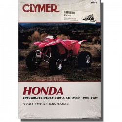 Clymer Workshop manual ATC250R 85-86 | TRX250R 86-89