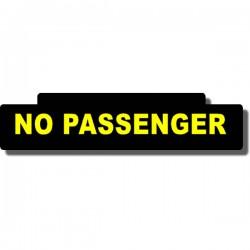 No Passenger Decal FL250 Odyssey