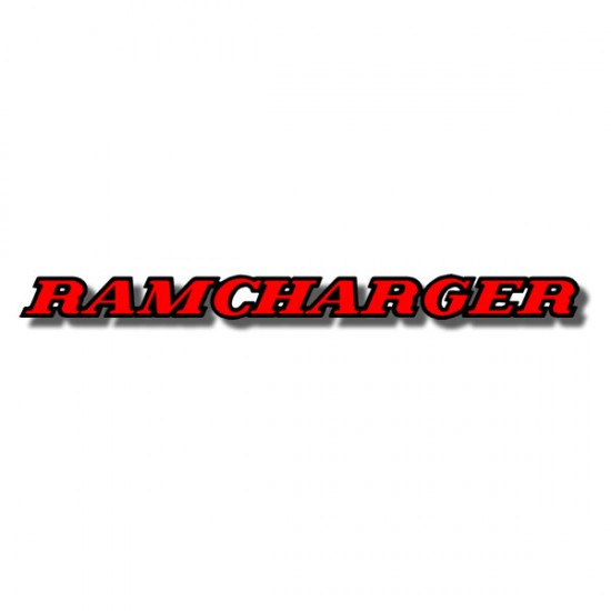 Ramcharger Decal