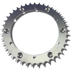 Rear Sprocket Yamaha Banshee YFZ350 89-05, YFM350X Warrior 89-04 (optional gearing of 41T).
