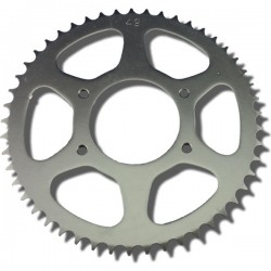 Rear Sprocket 49T Yamaha YTM125 80-81.