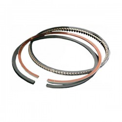 Piston Ring Set +1.00mm ATC125M 84-85 | TRX125 85-86