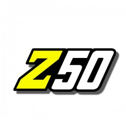 Side Decal Z50 77-78