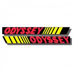 Frame Side Decal FL250 Odyssey 77