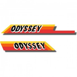 Frame Side Decal FL250 Odyssey 80