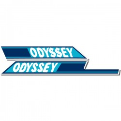 Frame Side Decal FL250 Odyssey 82