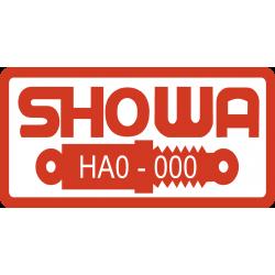 Showa Shock Decal  ATC200X | ATC250R |ATC250ES | ATC250SX | ATC350X