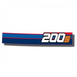 Tool Box Lid Decal ATC200S 84