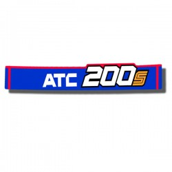 Tool Box Lid Decal ATC200S 85