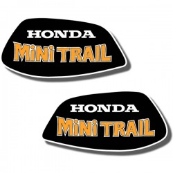 Tank Decals Mini Trail Z50 '72