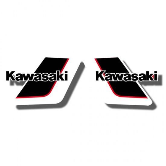 Tank Decals Kawasaki KXT250 '84