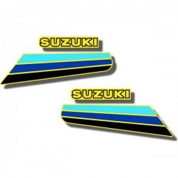Tank Decals Suzuki ALT50 82