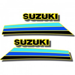 Tank Decal Suzuki ALT125 83