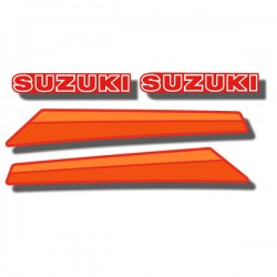 Tank Decal Suzuki ALT185 83