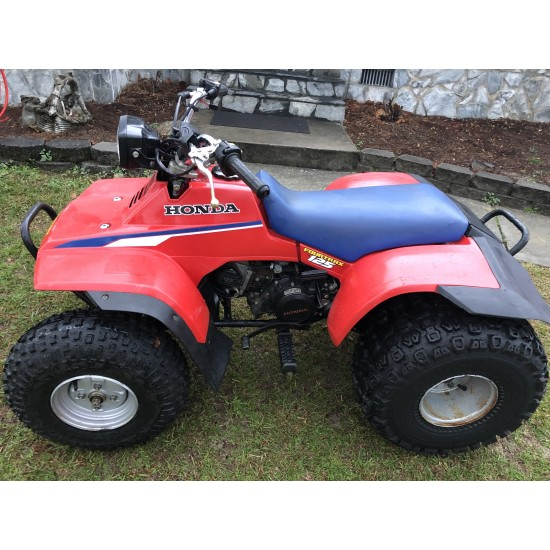 Tank Cover Decals TRX125 '86